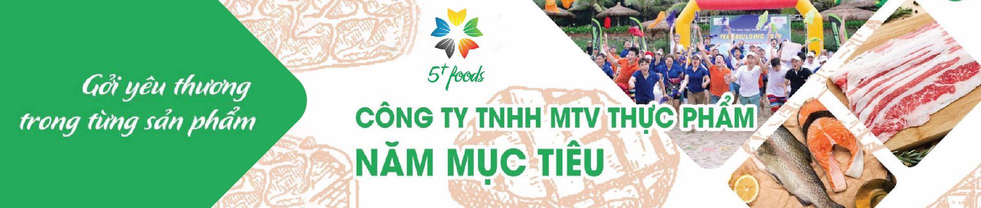 Công ty TNHH MTV Thực Phẩm Năm Mục Tiêu