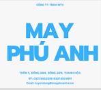 Công ty TNHH May Phú Anh